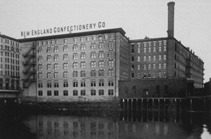New England Confectionary Co., Fort Point, Boston